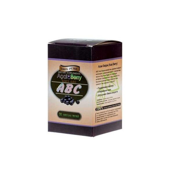 ABC капсулы для похудения