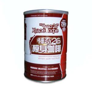 Кофе для похудения Чудо 26