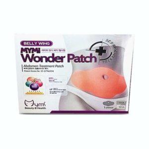 Пластыри для похудения MYMI Wonder Patch Belly Wing