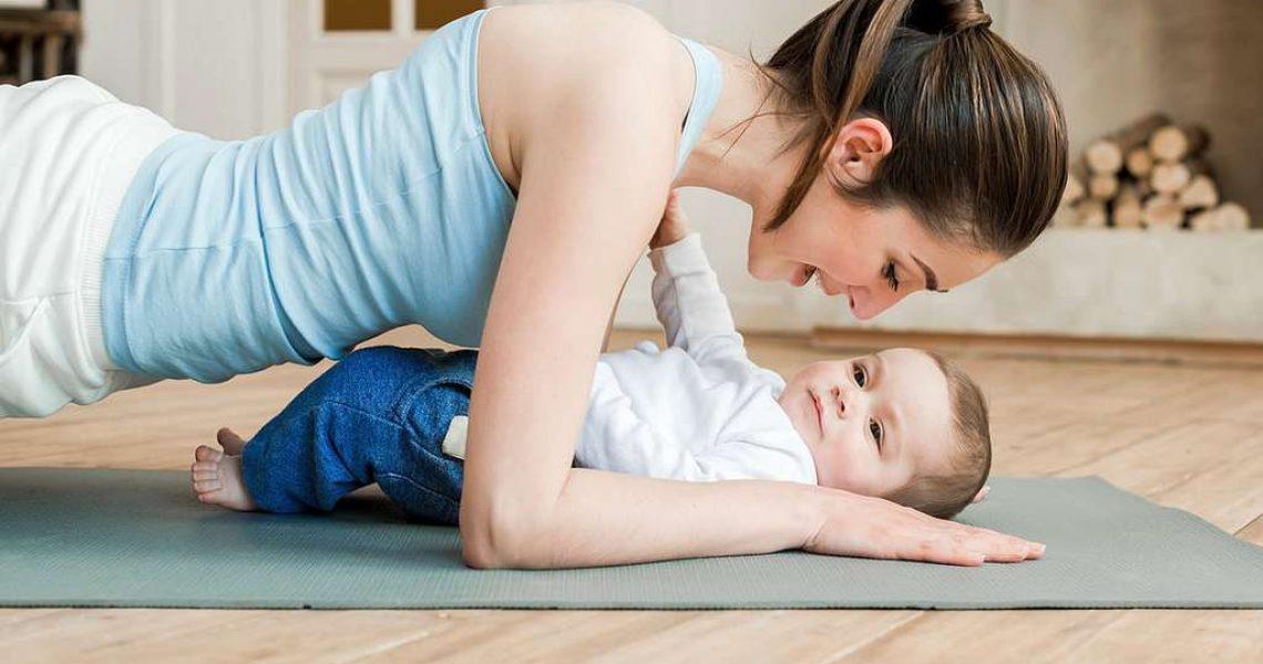 10 советов как похудеть после родов